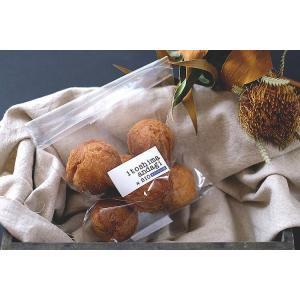 糸島アンダギーまたいちの塩(6個入×3袋) サーターアンダギー 食工房たまひろ|qtsuhanshop