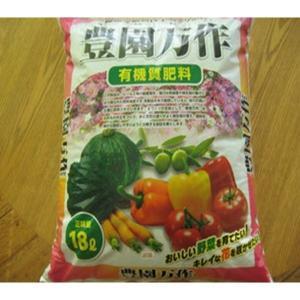 【完熟堆肥】豊園 万作 18リットル|qtsuhanshop