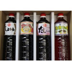 朝倉調味料株式会社(福岡県朝倉市) 醤油・調味料セット|qtsuhanshop