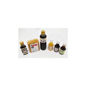 老舗醤油の蔵が製造するしょうゆ・ぽん酢・みその詰め合せセット|qtsuhanshop