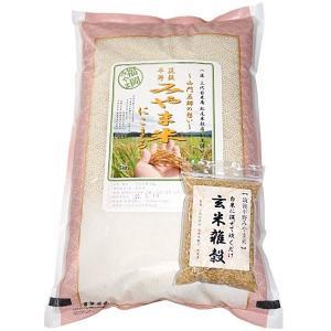 福岡みやま米 にこまる 5kg+玄米雑穀セット|qtsuhanshop