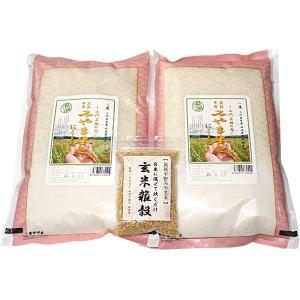 福岡みやま米 にこまる、玄米雑穀セット|qtsuhanshop