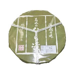 【送料無料】酒蔵の味 玉水のなら漬 (5kg)|qtsuhanshop