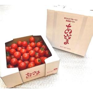 高糖度トマト「あいとま」(大・小混合・無選果)1Kg|qtsuhanshop