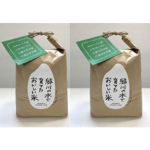 【熊本すぎかみ農場】緑川の水で育てたおいしい米 10kg(5kg×2)|qtsuhanshop