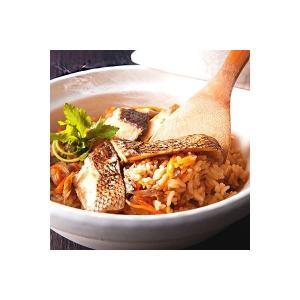 炊き込みご飯の素 真鯛昆布〆、鯛めしと炊き込みご飯のセット 本格的な鯛料理店の味をご家庭でご賞味下さい。|qtsuhanshop