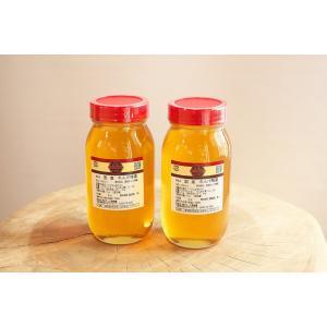 【送料無料】国産はちみつ 基山れんげ蜜1kg ×2本【弥生が丘養蜂園】|qtsuhanshop