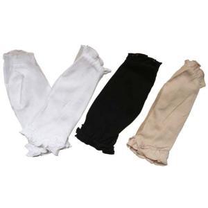 【メール便可*送料無料*代引不可】UVカット手袋・オシャレなデザイン・やさしいイメージはサイコ!♪|qualite21