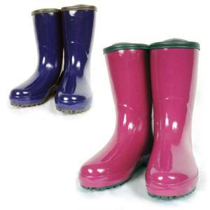 無地タイプ・ラバーレインブーツ・雨靴婦人レインブーツ(婦人レインシューズ) 22.5cm~25cm|qualite21