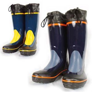 紳士ラバーレインブーツ・雨靴・メンズ長靴 2タイプ選択可能|qualite21