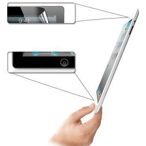 iPad 第4世代 iPad 第3世代 iPad 2用液晶保護指紋防止光沢フィルム|qualite21|03