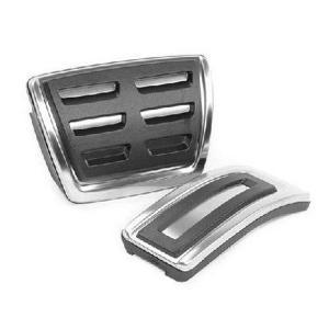 フォルクスワーゲン ゴルフ7 アウディ A3(8V)互換ペダルセット VW アクセサリー 保護 ドレスアップパーツ 取り付け スポーツ カスタム|qualite21