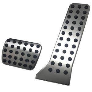 マツダ専用 スポーツペダル 2点セット MAZDA 内装 ドレスアップ パーツ 取り付け カスタム 汎用|qualite21