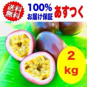 パッションフルーツ 沖縄県産 家庭用 約2kg 特価 果物 あすつく 送料無料 100%お届け保証