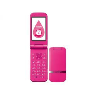 「新品 未使用 白ロム」利用制限〇 SoftBank PANTONE WATERPROOF 202SH ビビッドピンク Pink  [白ロム][折りたたみ][携帯][ガラゲー]|quality-shop
