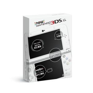 [新品 未使用品」Newニンテンドー3DS LL パールホワイト [任天堂][ゲーム機]|quality-shop
