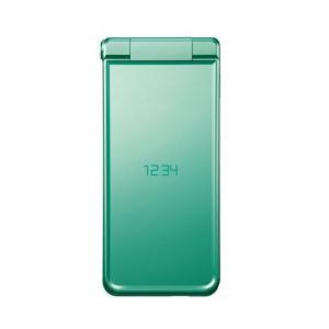 「新品 未使用品」利用制限O Softbank 601SH AQUOS ケータイ2 ライトグリ-ン Green [白ロム][シャープ]|quality-shop