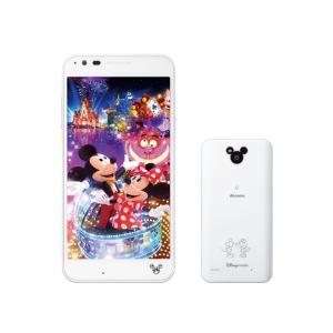 「新品 未使用」利用制限〇 docomo Disney Mobile DM-02H White ホワイト[白ロム][ディズニー モバイル]