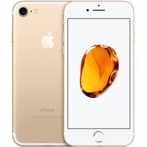 「新品 未使用品」SIMフリー iPhone 7 32gb ゴールド Gold ※赤ロム永久保証 [...