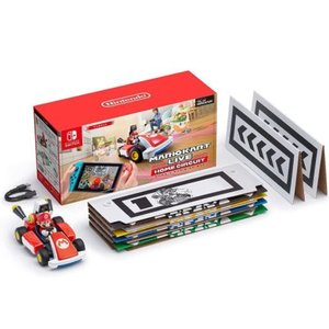 「新品・未使用品」 任天堂 Nintendo Switch マリオカート ライブ ホームサーキット マリオセット[HAC-A-RMAAA][ゲーム機周辺]|quality-shop