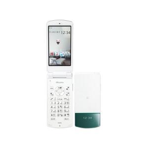 【新品 未使用】利用制限〇 docomo N-01G White ホワイト[白ロム][ガラゲー][携帯電話][折りたたみ][NEC]