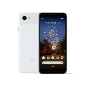 「新品 未使用品 白ロム」SIMフリー Google Pixel 3a XL 64gb Clearly White ※赤ロム保証 [正規SIMロック解除済][google]|quality-shop