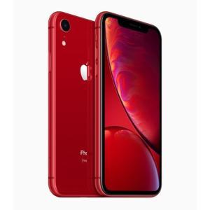 「新品 未使用 国内正規品」SIMフリー iPhone XR 128GB red レッド MT0N2...