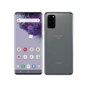 [ 新品・未使用品 ]白ロム SIMフリー Galaxy S20+ 5G SC-52A Cosmic Gray ※赤ロム保証[サムソン/Samsung][docomo SIMロック解除済]|quality-shop