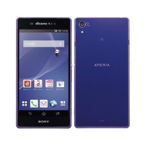【新品 未使用品】docomo Xperia Z2 SO-03F Purple パープル[白ロム][携帯][スマホ][sony/ソニー] quality-shop