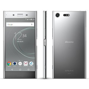 「新品 ・訳あり」SIMフリー docomo Xperia XZ Premium SO-04J silver シルバー※赤ロム保証[docomo SIMロック解除] [sony/ソニー] quality-shop
