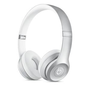【 新品・未開封品 】Beats by Dr.Dre Solo2 Wireless Silver 密閉型ワイヤレスオンイヤーヘッドホン Bluetooth対応|quality-shop