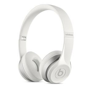 【 新品・未開封品 】Beats by Dr.Dre Solo2 Wireless White 密閉型ワイヤレスオンイヤーヘッドホン Bluetooth対応 ホワイト|quality-shop