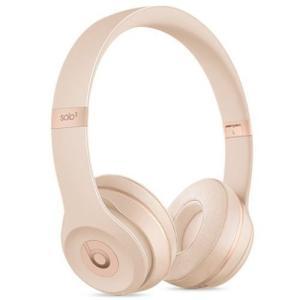 [新品・未開封品] 国内正規品 Beats Solo3 Wireless Matte Gold マットゴールド  オンイヤーヘッドフォン  MR3Y2PA/A|quality-shop