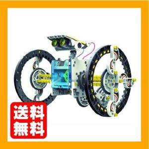 エレキット ソーラーメカボット JS-6161 日本語パッケージ