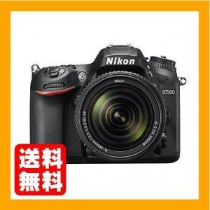 Nikon デジタル一眼レフカメラ D7200 18-140...