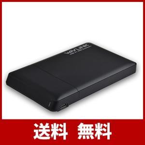 Wavlink 2.5インチ HDDケース USB 3.1 Type c 接続 9.5mm 7mm ...