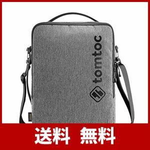 tomtoc 360°保護 ショルダーバッグ 13インチ MacBook Air | 13インチ M...
