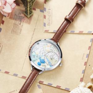 MISSKEKE ミスケケ レディース 腕時計 クレイウォッチ メルヘン ロリータ 安い かわいい ゆめかわ アンティーク 原宿系 生活防水 プレゼント ティータイム|quart2