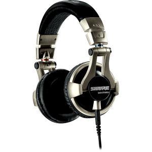 アウトレット品 SHURE(シュア) プロフェッショナル・DJヘッドホン SRH750DJ-A|quart