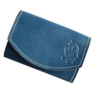 クアトロガッツ 小さいふ。 ポキート トリコロール 極小財布・小さい財布