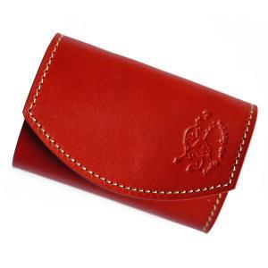 クアトロガッツ 小さいふ。 ポキート トマト 極小財布・小さい財布