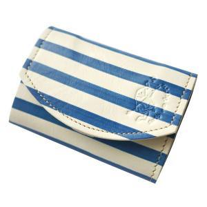 クアトロガッツ 小さいふ。 ポキート ピカソ 〜青の時代〜 極小財布・小さい財布
