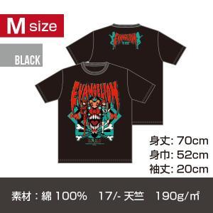 エヴァンゲリオン アスカ T-シャツ/ブラック Mサイズ|quattroline
