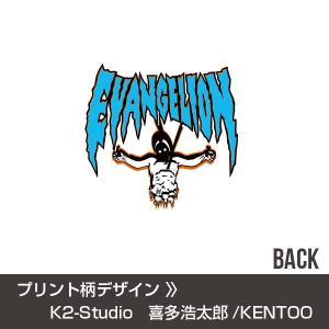エヴァンゲリオン レイ T-シャツ/ブラック Lサイズ|quattroline|06