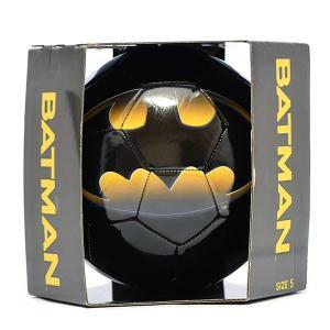 DC コミックス バットマン ロゴデザイン サッカーボール5号|quattroline