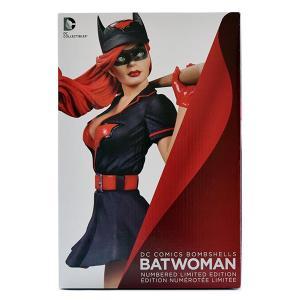 DCコミック/バットマン: ボムシェルズスタチュー/バットウーマン|quattroline