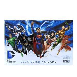 DCコミックス デック・ビルディングゲーム(英語)|quattroline