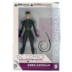 DCコレクティブルズ デザイナーシリーズ/グレッグ・カプロ アクションフィギュア キャットウーマン|quattroline