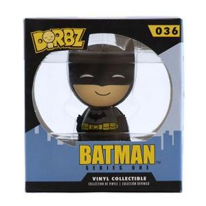 ファンコ ドーブズ/DCコミックス BATMAN シリーズ1 バットマン/ビニル製フィギュア|quattroline