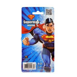 DCコミックス/ スーパーマン シンボル カラー キーチェイン(キーホルダー)|quattroline|02